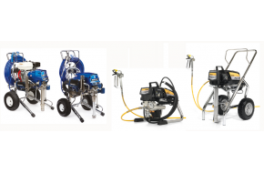 Airless sprayers
