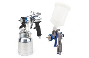 HVLP/Compliant spray guns